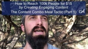 Creating engaging Facebook content strategy video